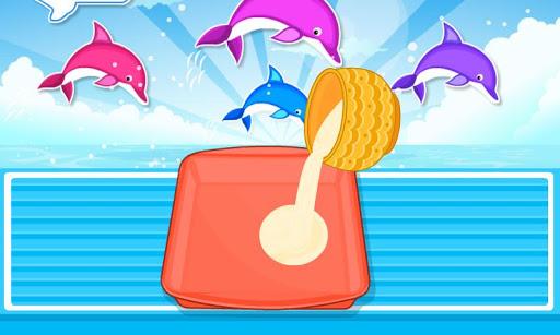 玩休閒App|美しいイルカケーキ免費|APP試玩