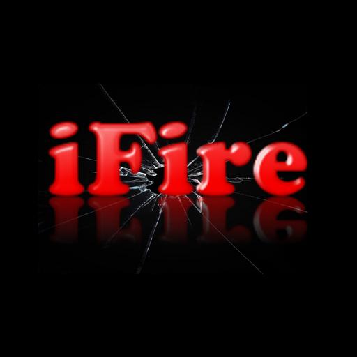 iFire Gun App LOGO-APP點子