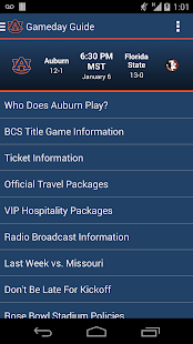 Auburn Gameday - screenshot thumbnail