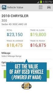 RoadLoans - Tools for Cars - screenshot thumbnail