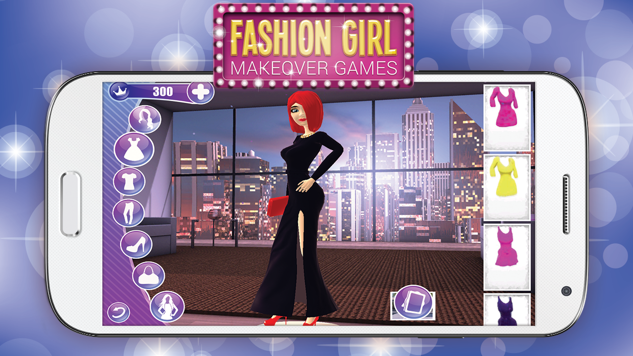 3d fashion makeover games android apps on google play