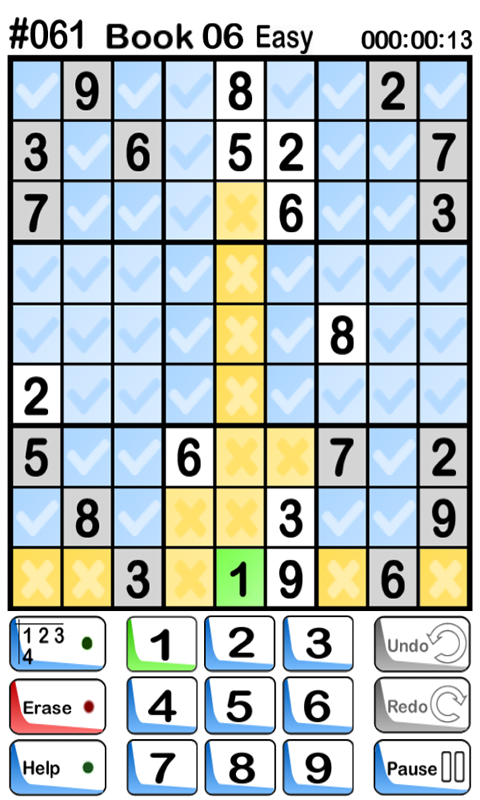 Sudoku Prime - screenshot