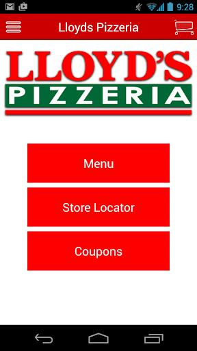 Lloyd's Pizzeria