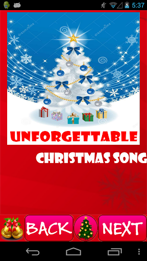 UNFORGETTABLE XMAS SONG