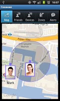 Screenshot of GPS Tracker App Ultimate