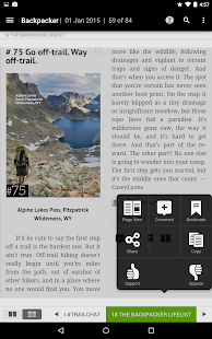 PressReader (preinstalled)- screenshot thumbnail