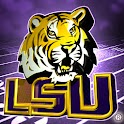 LSU Revolving Wallpaper logo