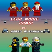 Lego Movie Comic by Asaad