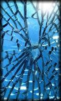 Screenshot of Broken Glass Live Wallpaper