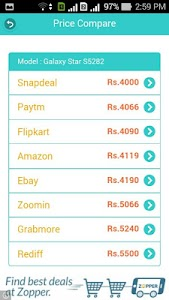 Compare Price india screenshot 2