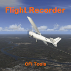 CFI Tools Flight Recorder icon