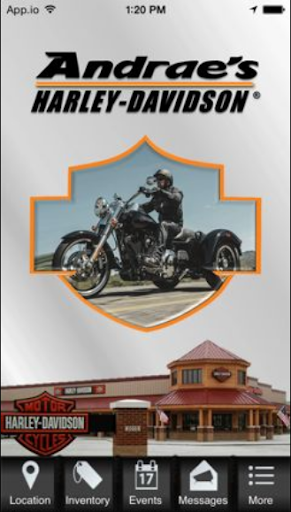 Andrae's Harley-Davidson