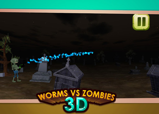 Worms VS Zombies 3D