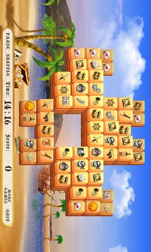 Caribbean Mahjong Free 1.0.2 screenshots 1