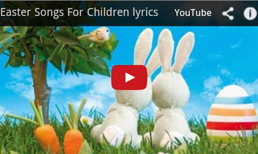 【免費娛樂App】Easter Kids Songs-APP點子