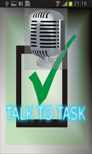 Talk To Task Calendar Reminder