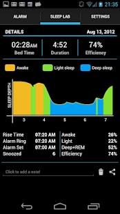 Sleep Time - Alarm Clock - screenshot thumbnail