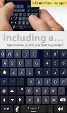 Thumb Keyboard (Phone/Tablet) apk 4.5.3.00.142 for Android
