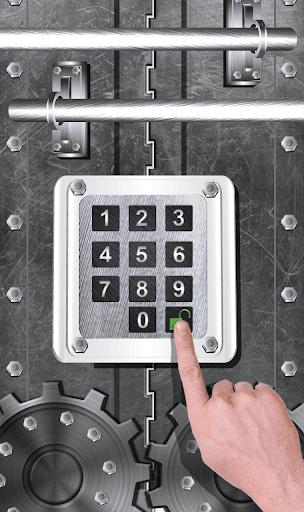Gate Lock Screen
