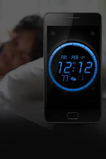Wave Alarm - Alarm Clock- screenshot thumbnail