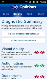 Eye Check by Boots Opticians - screenshot thumbnail