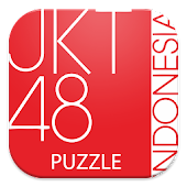 JKT48 Wallpaper Puzzle