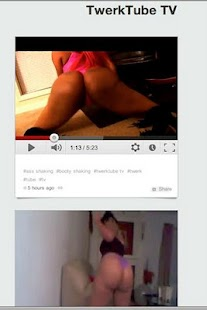 Twerk Tube TV - screenshot thumbnail