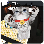 Cute cat simulator 3D