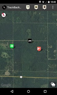 TrackBack- Ultimate Hunter GPS - screenshot thumbnail