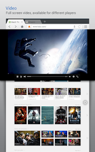 Baidu Browser for Tablet - screenshot thumbnail