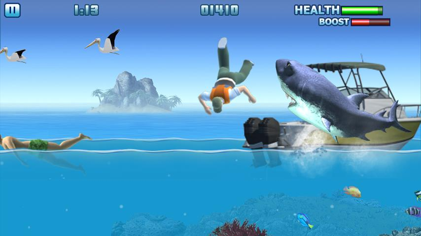 Hungry Shark - screenshot