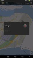 Screenshot of Location Alarm