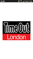 Screenshot of Time Out London Magazine