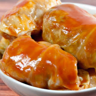 Easy Cabbage Rolls.