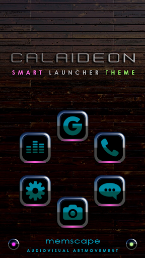 Smart Launcher Theme Calaideon