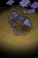 Screenshot of Genuine fortune-telling TAROT
