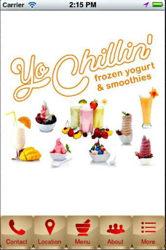 Yo Chillin' Frozen Yogurt SC