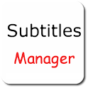 Subtitles Time Editor icon