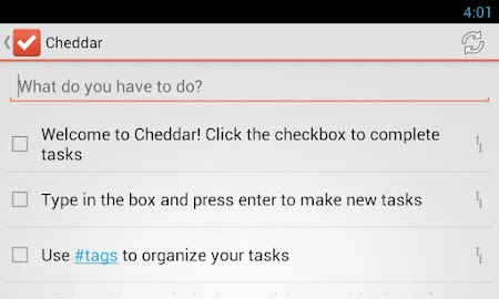 To-Do list Screenshot 1