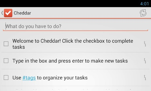 To-Do list Screenshot 5