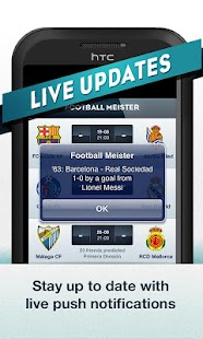 Football Meister - screenshot thumbnail