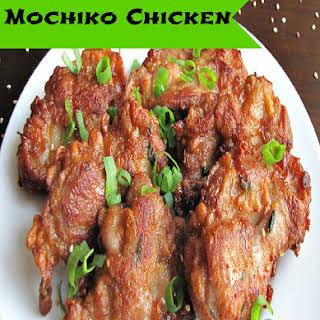 Mochiko Chicken.