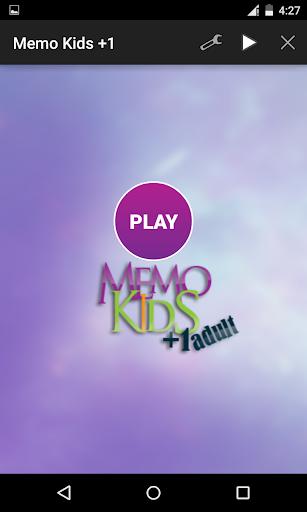 Memo Kids +1