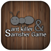 Ant Killer and Smasher Game