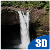 Real Waterfall 3D
