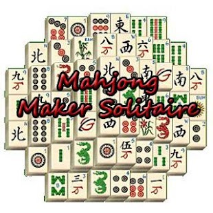 Mahjong Maker Solitaire - screenshot thumbnail