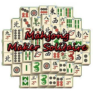 Mahjong Maker Solitaire - screenshot