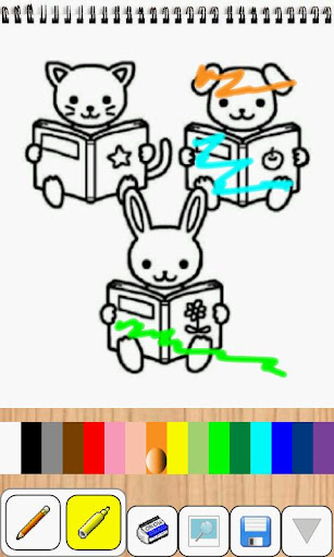 Character Web Paint 1.0 Windows u7528 2