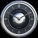 SOLEIL Designer Clock Widget icon