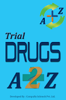 Screenshot of Trial Drugs A2Z
